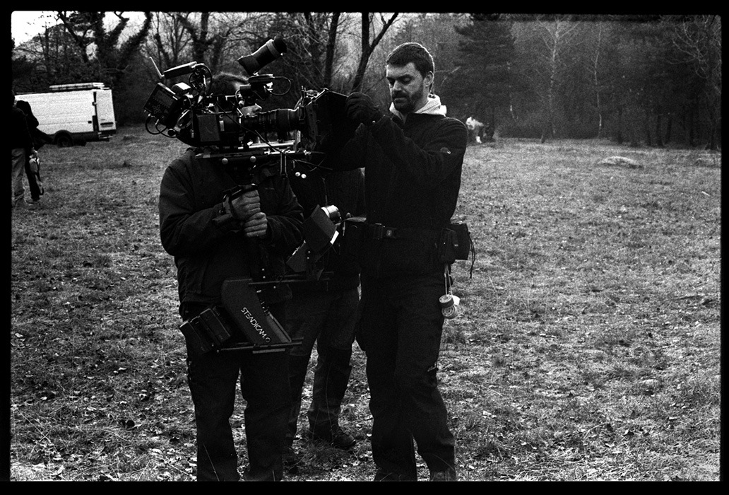 Lionel – Behind the scene